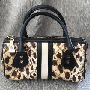 L.A.M.B. Cheetah Morant Mini Satchel
